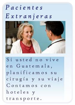Pacientes - Histerectomia en Guatemala - Cirugía de Matriz
